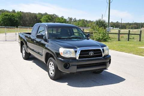 2005 Toyota Tacoma for sale at Precision Auto Source in Jacksonville FL