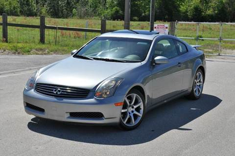 2003 Infiniti G35 for sale at Precision Auto Source in Jacksonville FL