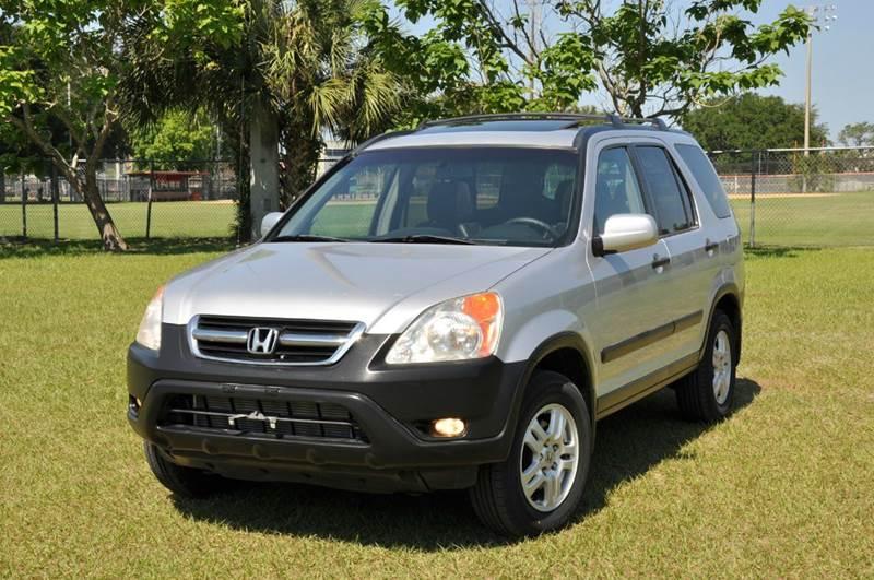 2003 Honda CR-V for sale at Precision Auto Source in Jacksonville FL
