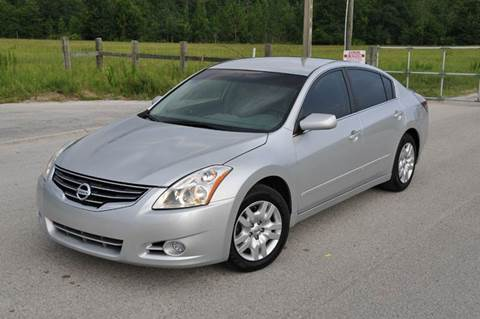 2012 Nissan Altima for sale at Precision Auto Source in Jacksonville FL
