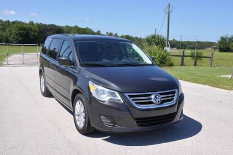 2012 Volkswagen Routan for sale at Precision Auto Source in Jacksonville FL