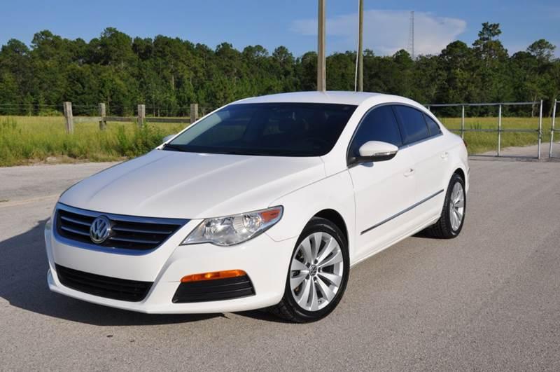 2012 Volkswagen CC for sale at Precision Auto Source in Jacksonville FL