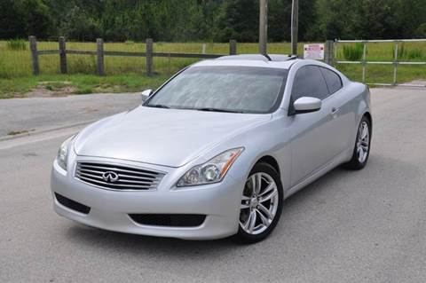 2008 Infiniti G37 for sale at Precision Auto Source in Jacksonville FL