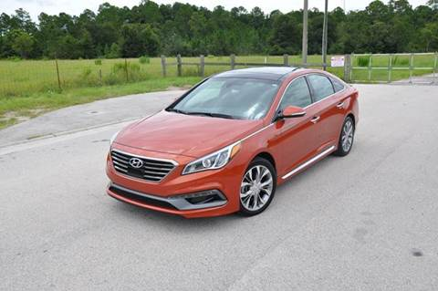 2015 Hyundai Sonata for sale at Precision Auto Source in Jacksonville FL