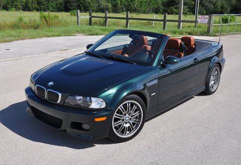 2003 BMW M3 for sale at Precision Auto Source in Jacksonville FL