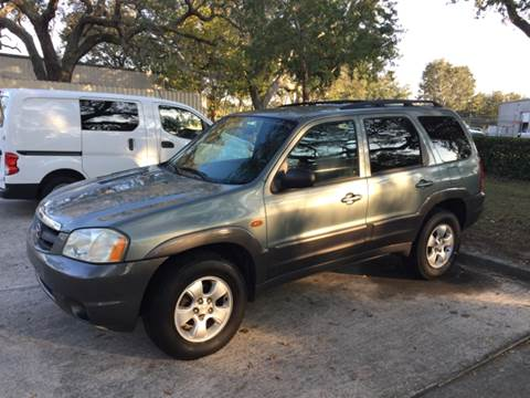 2004 Mazda Tribute for sale at Precision Auto Source in Jacksonville FL