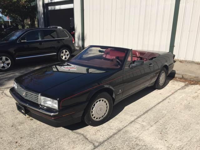 1988 Cadillac Allante for sale at Precision Auto Source in Jacksonville FL