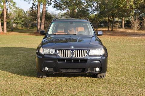 2007 BMW X3 for sale at Precision Auto Source in Jacksonville FL