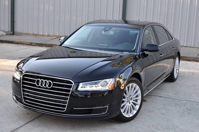 2016 Audi A8 L for sale at Precision Auto Source in Jacksonville FL