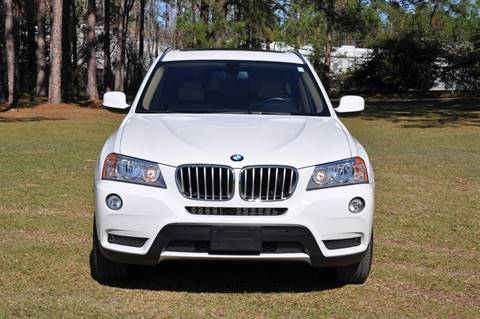 2013 BMW X3 for sale at Precision Auto Source in Jacksonville FL