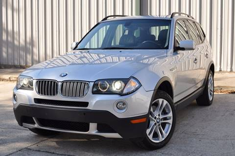 2008 BMW X3 for sale at Precision Auto Source in Jacksonville FL