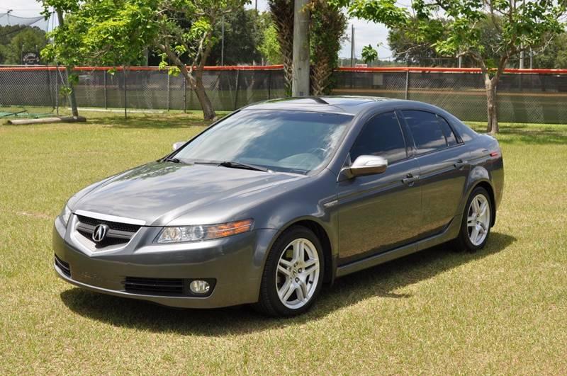 Acura TL WNavi In Jacksonville FL Precision Auto Source - 08 acura tl for sale