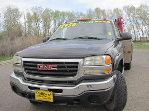 2003 GMC Sierra 3500 for sale in Montrose, CO
