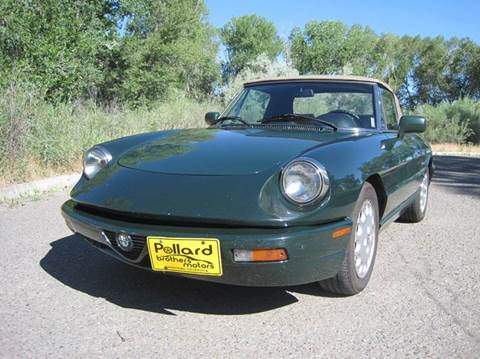 1993 Alfa Romeo Spider for sale in Montrose, CO