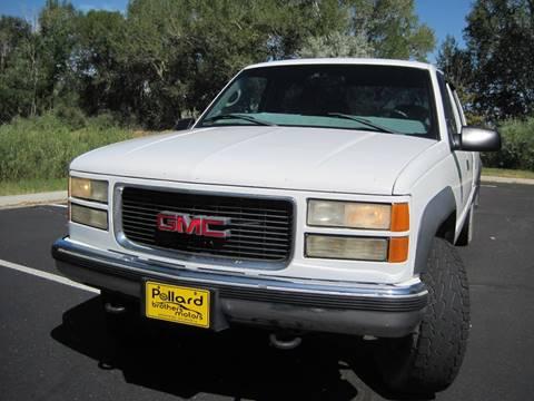 1998 GMC Sierra 3500 for sale in Montrose, CO