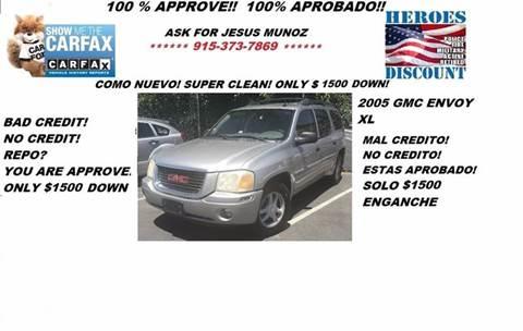 2005 GMC Envoy XL for sale in El Paso, TX