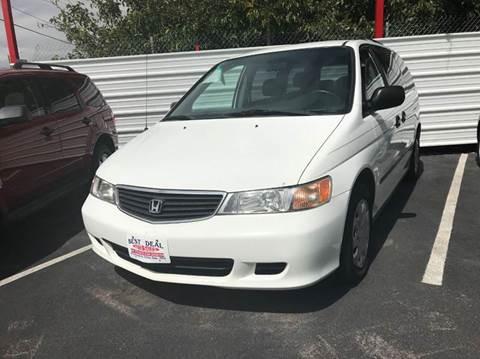 2000 Honda Odyssey for sale in El Paso, TX