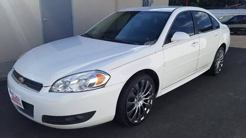 2011 Chevrolet Impala for sale in El Paso, TX