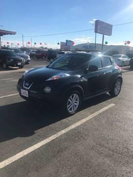 2011 Nissan JUKE for sale in El Paso, TX
