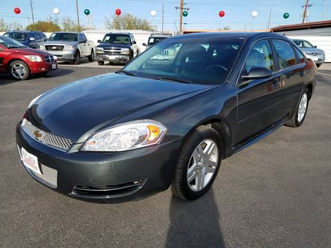 2016 Chevrolet Impala Limited for sale in El Paso, TX