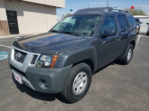 2010 Nissan Xterra for sale in El Paso, TX
