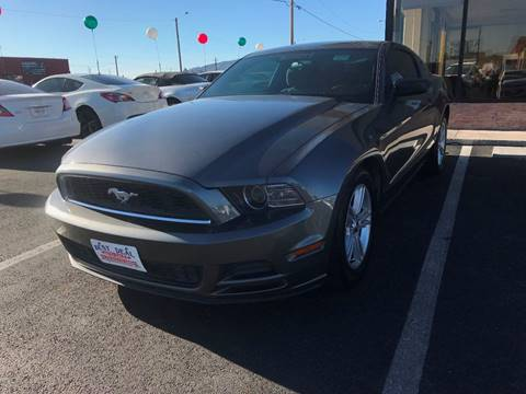 2014 Ford Mustang for sale in El Paso, TX