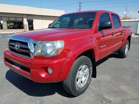 Used toyota tacoma for sale in el paso tx for Fiesta motors el paso tx