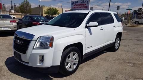2015 GMC Terrain for sale in El Paso, TX