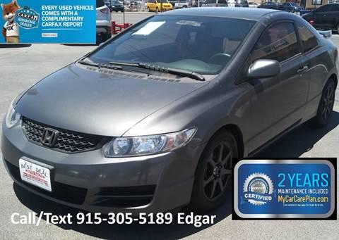 2010 Honda Civic for sale in El Paso, TX