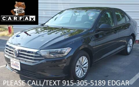 2019 Volkswagen Jetta for sale at Best Deal Auto Group, INC - Lot  A-6915 in El Paso TX