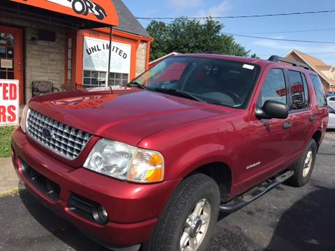 2005 Ford Explorer for sale in Louisville, KY