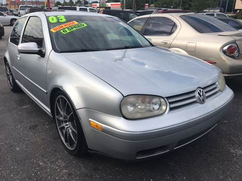 2003 Volkswagen GTI for sale in Louisville, KY