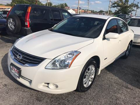 2011 Nissan Altima Hybrid for sale in Louisville, KY