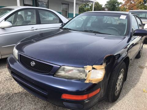 1996 Nissan Maxima for sale in Louisville, KY