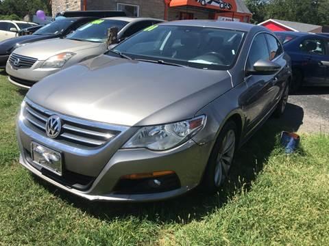 2010 Volkswagen CC Sport PZEV for sale at 5 STAR MOTORS 1 & 2 in Louisville KY
