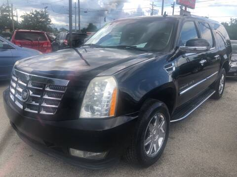 2008 Cadillac Escalade ESV for sale at 5 STAR MOTORS 1 & 2 in Louisville KY
