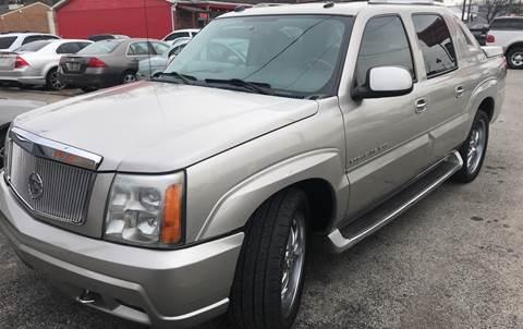 Escalade Ext For Sale >> Cadillac Escalade Ext For Sale In Louisville Ky 5 Star