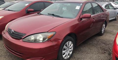 2003 Toyota Camry for sale in Louisville, KY