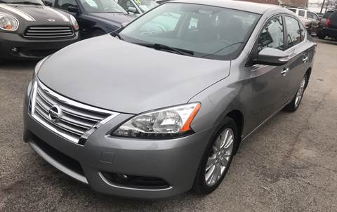 2013 Nissan Sentra for sale in Louisville, KY