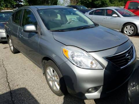 Cars For Sale Louisville Ky >> 2012 Nissan Versa For Sale In Louisville Ky