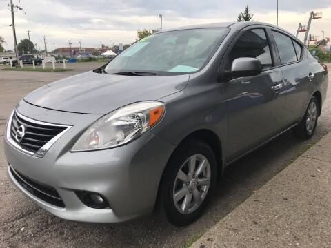 2012 Nissan Versa for sale at 5 STAR MOTORS 1 & 2 in Louisville KY