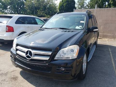 2008 Mercedes-Benz GL-Class GL 450 4MATIC for sale at 5 STAR MOTORS 1 & 2 in Louisville KY