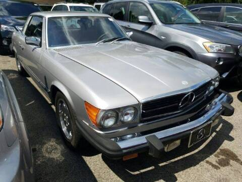 1979 Mercedes-Benz 450-Class slc for sale at 5 STAR MOTORS 1 & 2 in Louisville KY