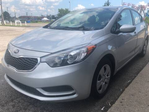 2016 Kia Forte for sale at 5 STAR MOTORS 1 & 2 in Louisville KY