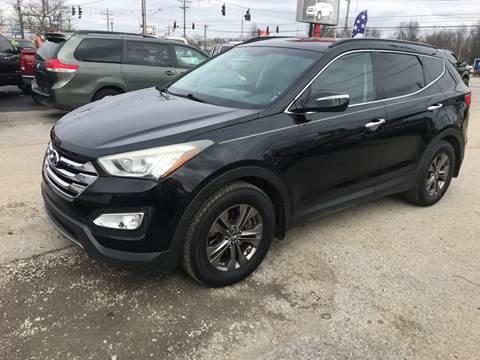 2013 Hyundai Santa Fe Sport 2.4L for sale at 5 STAR MOTORS 1 & 2 in Louisville KY