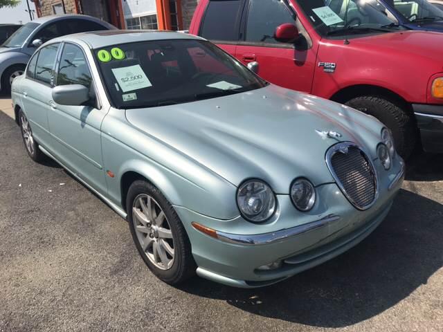 2000 Jaguar S Type 4.0 4dr Sedan   Louisville KY