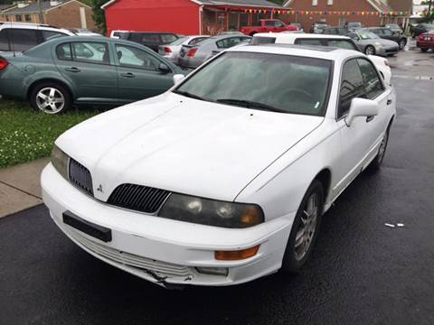 2003 mitsubishi diamante for sale in williamstown wv for Car city motors louisville ky