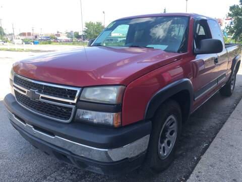 2006 Chevrolet Silverado 1500 for sale at 5 STAR MOTORS 1 & 2 in Louisville KY