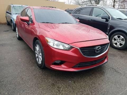 2015 Mazda MAZDA6 i Sport for sale at 5 STAR MOTORS 1 & 2 in Louisville KY