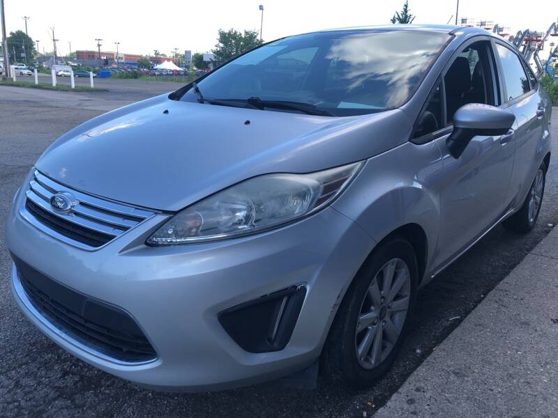 2012 Ford Fiesta for sale at 5 STAR MOTORS 1 & 2 in Louisville KY